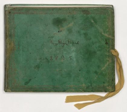 """Anna Magdal Bach 1725."""